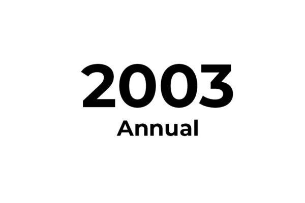 2003-annual-Txt